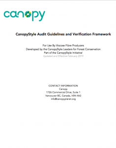 CanopyStyle Audit Guidelines